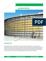 Glass Wool Boards