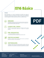 Ms Excel 2016 Basico