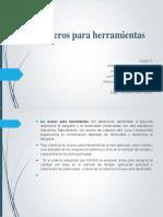 Aceros para herramientas expo..pptx