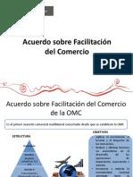Acuerdo Facilitacion Comercio