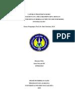Laporan Praktikum Kimia- Fotokatalis