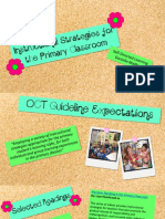 instructional strategies for the primary classroom