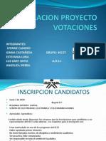 SIMULACION DE VOTACIONES