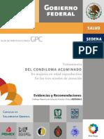 Tratamiento del condiloma acuminado en mujeres en edad reproductiva en los tres niveles de atención.pdf