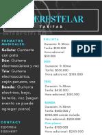 Interestelar Brochure 2019