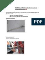 Condición Detectada Erft 6 Pérdida Control en Maniobras de Izaje