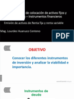 semana 9-10 Instrumentos de inversión.pptx