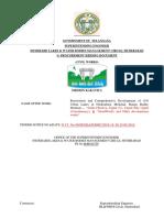 Nalla Cheruvu Tender document -Part B Head works.docx