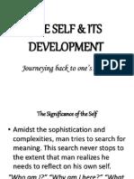 The self its development