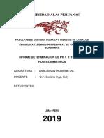 informe determinacionde ph analisis instrumental.docx