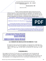 Resolucion CREG 108-97