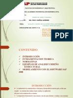 Diapositivas Diseño Acero y Madera