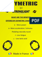 Osymetric Oval Chainring
