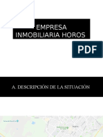 EMPRESA HOROS-MARKETING