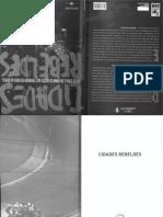 VÁRIOS AUTORES Cidades rebeldes.pdf
