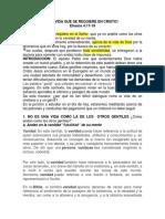 ¡ LA VIDA QUE SE REQUIERE EN CRISTO.docx