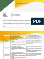 PROGRAMACION ANUAL-CUARTO GRADO COM 2019.docx