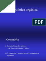 Química Orgánica-primera Parte