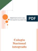 PREVENCIÓN DE VIOLENCIA ESCOLAR.pptx