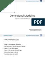 L04 Dimensional Modeling