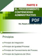 Proceso contencioso administrativo  2