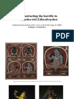 De-constructing the horrific in Sahajāyāna and Kālacakrayāna.pptx