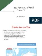 El agro en el Peru