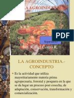 Clase 5. La Agroindustria en El Peru