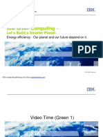 Ibm environment project