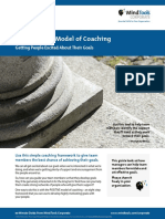 Positive Model of Coaching