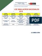 CRONOGRAMA ANUAL SIMULACROS 2019.docx