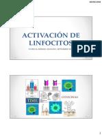 15 ACTIVACIÓN LINFOCITOS .pdf