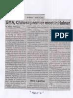 Philippine Star, Apr. 1, 2019, GMA, Chinese premier meet in Hainan.pdf