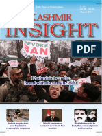Kashmir Insight March-2019