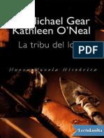 La Tribu Del Lobo - Kathleen O'Neal Gear