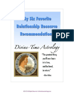 My Six Favorite Relationship Resources