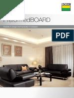 9) Catalogue & Technical Data - Preformedboard