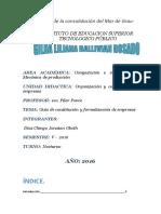 organizacinyconstitucindeempresas-170115033205