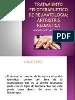 Tratamiento Fisioterapuetico de Reumatologia
