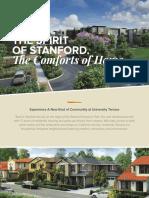 University Terrace Brochure
