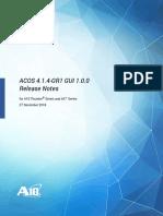 GUI ACOS 4 1 4 GR1 1 0 0-Release-notes