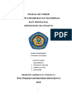 MAKALAH ASKEB KEGAWATDARURATAN BND YUN.docx