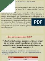 RMN (Bases)