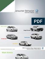 VW CB Segmentation
