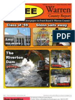 The Early November, 2010 edition of Warren County Report