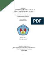 MAKALAH TEORI PEMBELAJARAN.docx