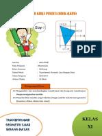 LKPD Transformasi Geometri