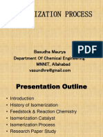 Isomerization Processs in.8201926.Powerpoint