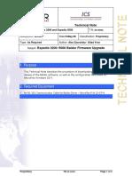 TN Xx-xxxx Expedio 3200_5000 Downloading Baldor Software