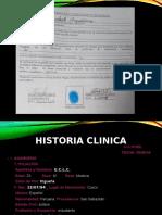 historia clinica 2018.pptx